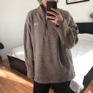 Northface Half-Zip Fleece Pullover